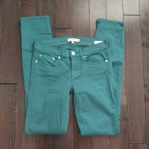 Tory Burch Ivy Super Skinny Jeans Size 26
